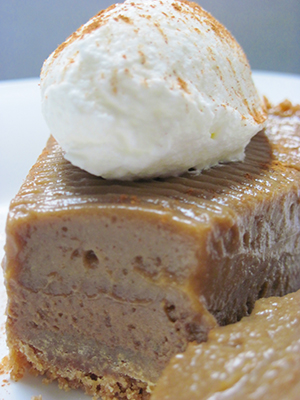 Chocolate Pumpkin Butterscotch Pie: A Twist On The Traditional