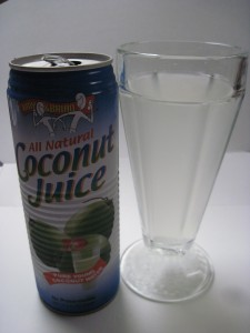 Amy & Brian's All Natural Coconut Juice