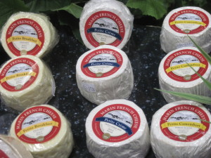 Assorted Petite Brie, Marin Cheese Company