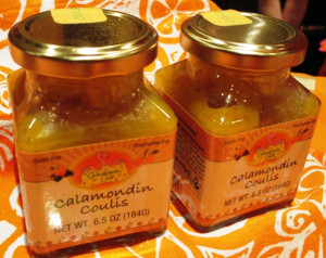 www.goodfoodgourmet.co, calamondin cafe, calamondin marmalade and coulis