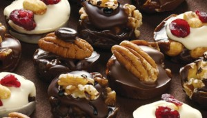 www.goodfoodgourmet.com, kohler chocolates, turtle selection