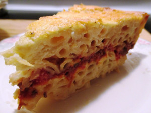 A Greek Easter Pastitsio, www.goodfoodgourmet.com