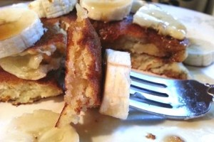 Really Good, Really Vegan Pancakes, www.goodfoodgourmet.com