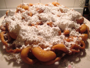 Funnel Cakes And The Fourth Of July, www.goodfoodgourmet.com
