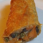 Thanksgiving Egg Rolls, www.goodfoodgourmet.com